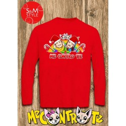 T.Shirt Natale MecontroTe