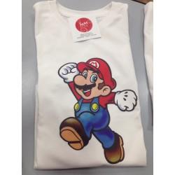 t.shirt super mario