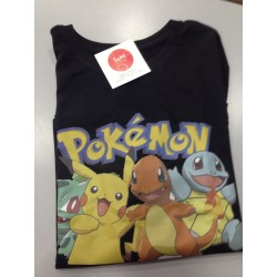 T.SHIRT POKEMON