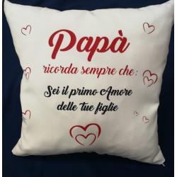 cuscino papà