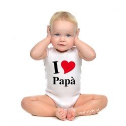 body i love papà